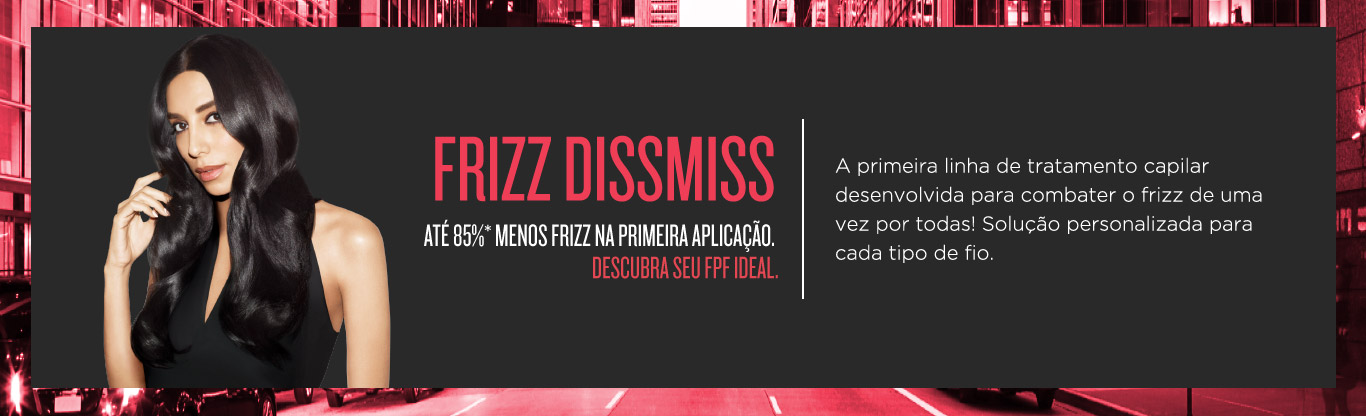 FRIZZ DISMISS
