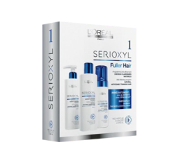 Serioxyl | Força e densidade | Cabelos Finos