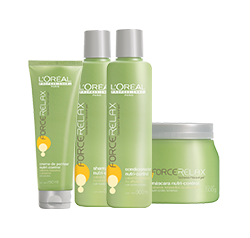 Force Relax Care | Cabelos Alisados