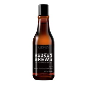 SHAMPOO-REDKEN-BREWS-3-IN-1-