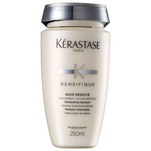 SHAMPOO--KERASTASE-DENSIFIQUE-BAIN-DENSITE---250ml