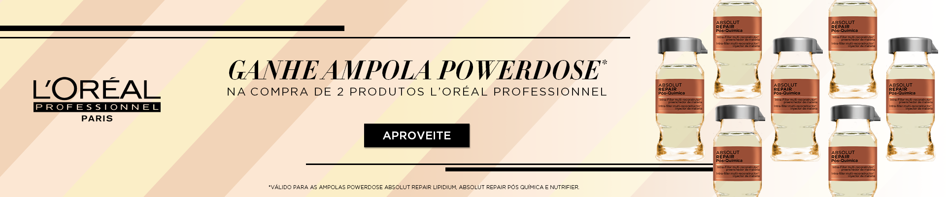 LP | Ampolas gratis