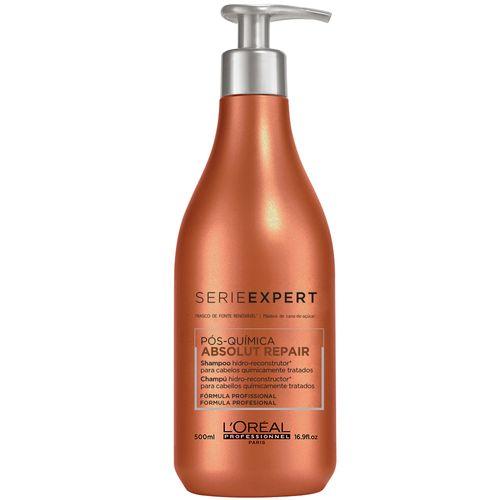 Shampoo-L-Oreal-Professionnel-Serie-Expert-Absolut-Repair-Pos-Quimica