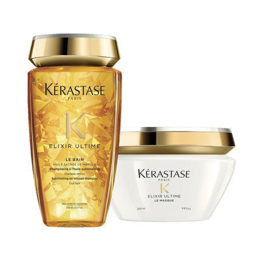Dupla-Shampoo-e-Mascara-Kerastase-Elixir