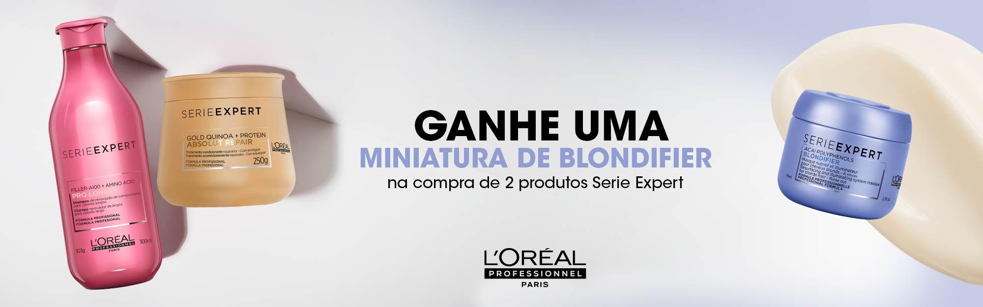 LP | Mini Blondifier