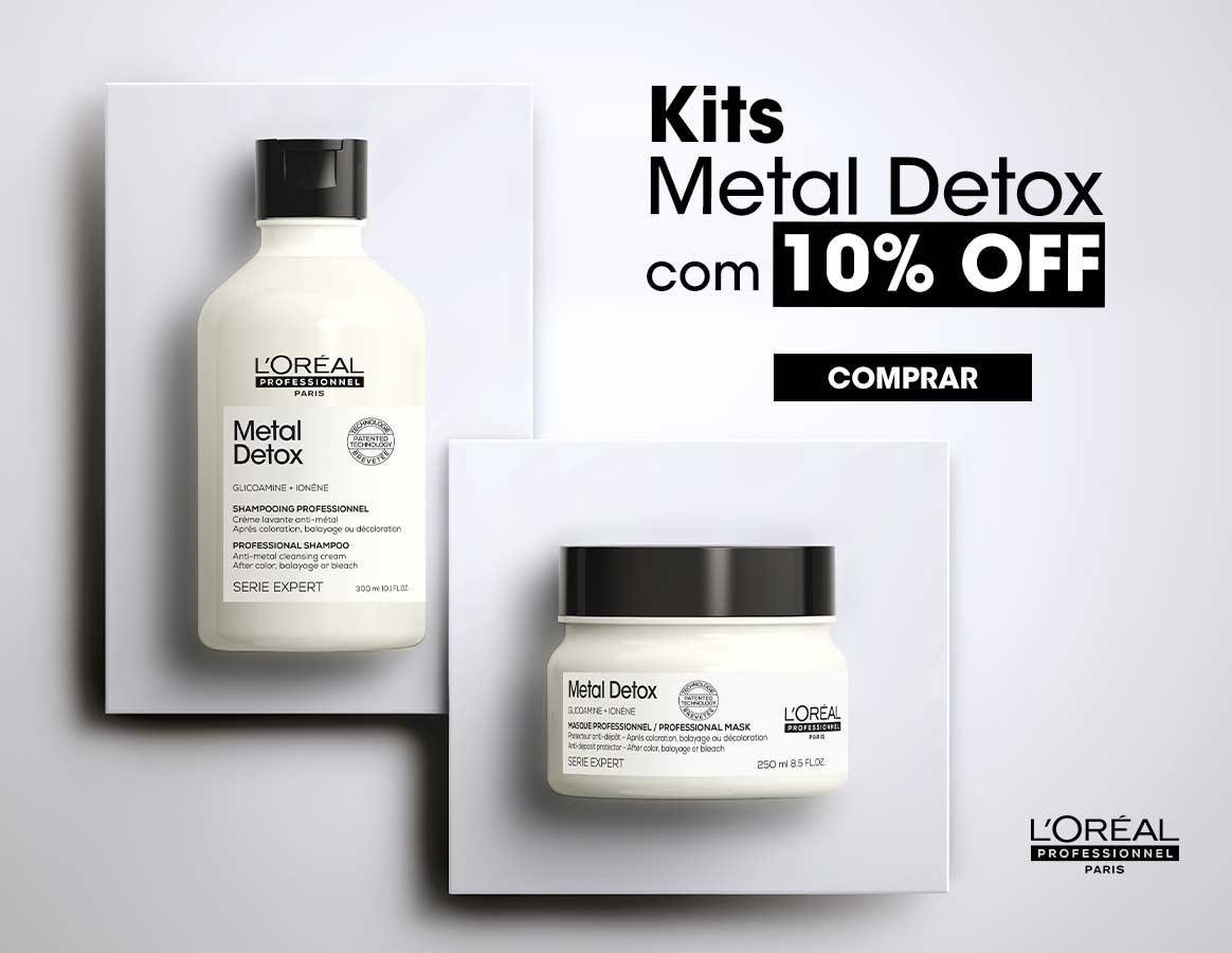 LP | Metal Detox + Gioh