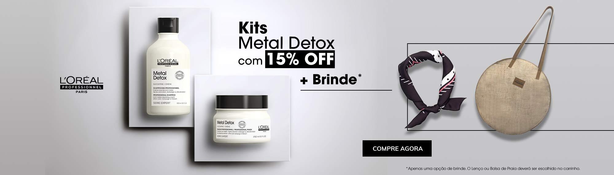 LP | METAL + BRINDE